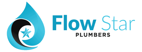 Flow Star Plumbers Logo Footer